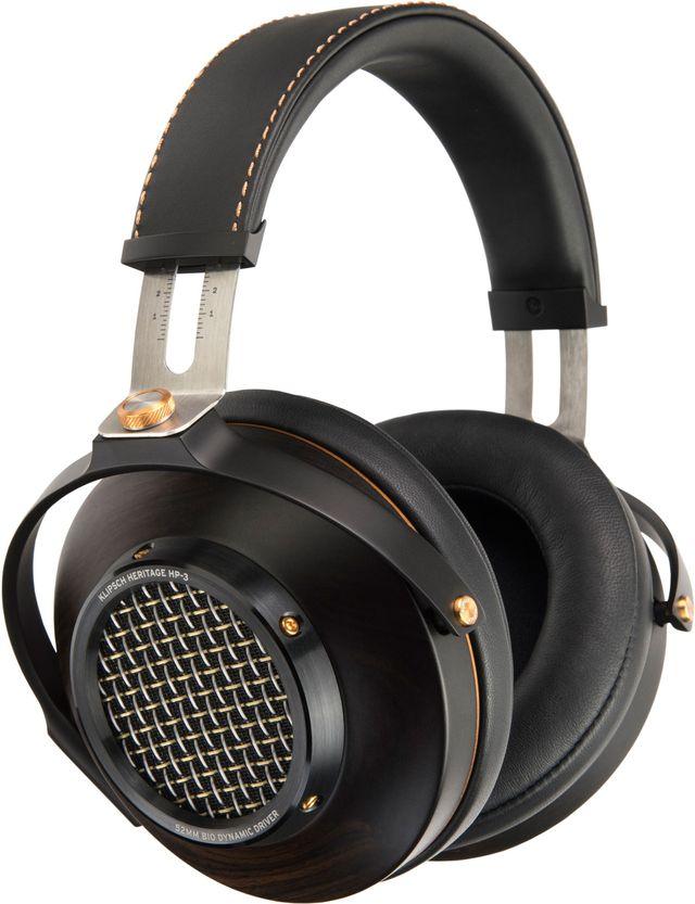 Klipsch® Heritage Ebony HP-3 Over-Ear Headphones-1064324
