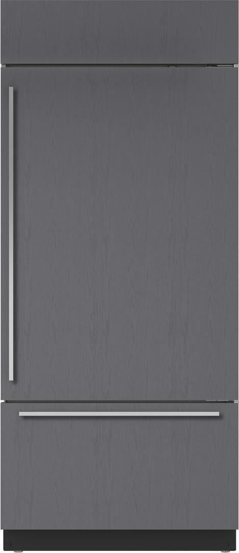 Sub-Zero® 21.7 Cu. Ft. Bottom Freezer Refrigerator-BI-36UID/O-RH
