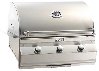 Fire Magic® Choice Collection Built In Grill-Stainless Steel-C540I-1T1N