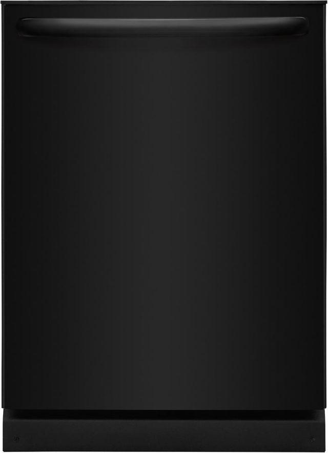 """Frigidaire® 24"""" Black Built In Dishwasher-FFID2426TB"""
