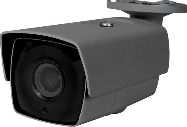 SnapAV Luma Surveillance™ 510 Series Gray Bullet Analog Camera-LUM-510-BUL-A-GR
