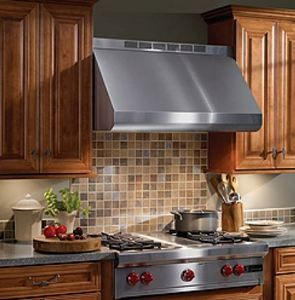 "Broan Elite E60000 Series 42"" Wall Ventilation-Stainless Steel-E6042TSS"
