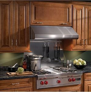 """Broan Elite E64000 Series 36"""" Under Cabinet Wall Ventilation-Stainless Steel-E6436SS"""