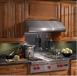 """Broan Elite E64000 Series 42"""" Under Cabinet Wall Ventilation-Stainless Steel-E6442SS"""