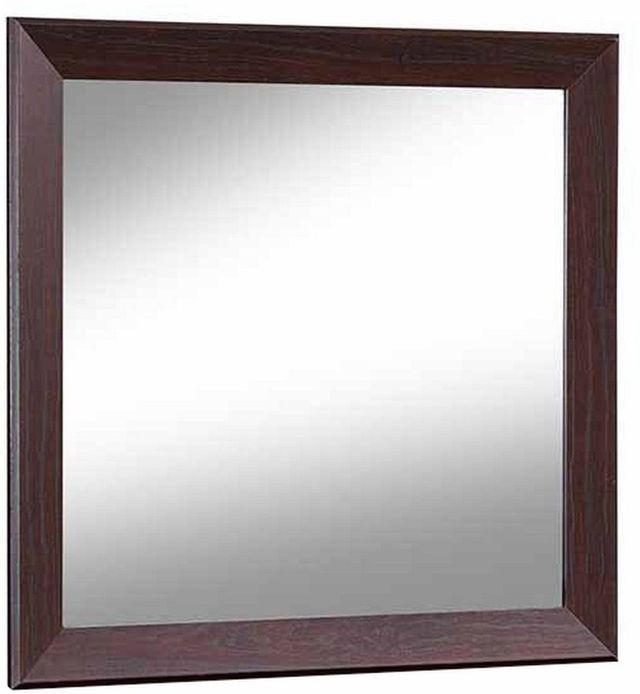 Coaster® Kauffman Dark Cocoa Mirror-204394