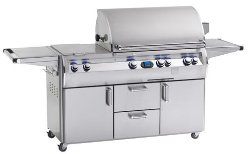 Fire Magic® Echelon Diamond Collection Portable Grill-Stainless Steel-E660s-4E1P-71
