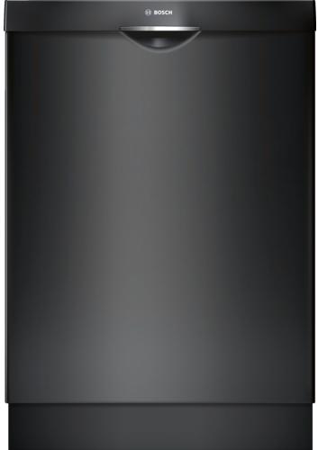"Bosch 300 Series 24"" Built In Dishwasher-Black-SHSM63W56N"