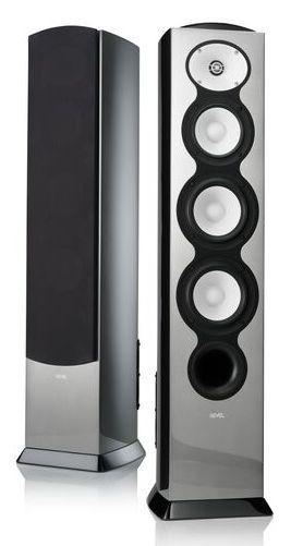 "Revel® F226BE Silver 3-Way Dual 6"" Floor Standing Loudspeaker-REVF226BESIL"
