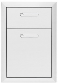 """Lynx® Professional Series 16"""" Wide Double Drawer-LDW16-4"""