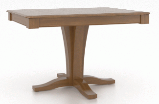 Table à manger rectangulaire Gourmet Canadel®-TRE03648-VR