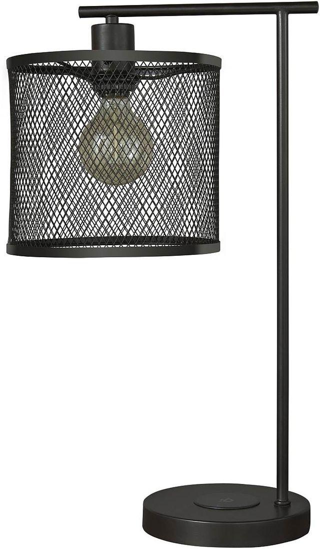 Signature Design by Ashley® Nolden Bronze Metal Desk Lamp-L206012