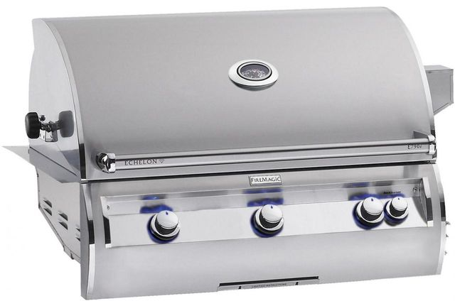 Fire Magic® Echelon Diamond Collection A Series Built In Grill-Stainless Steel-E790i-4EAP