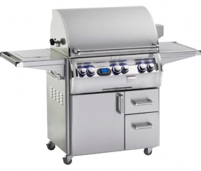 Fire Magic® Echelon Diamond Collection Portable Grill-Stainless Steel-E790s-4E1N-62