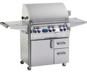 Fire Magic® Echelon Diamond Collection Portable Grill-Stainless Steel-E790s-4E1P-62