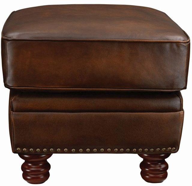 Coaster® Montbrook Red-Brown Ottoman-503984
