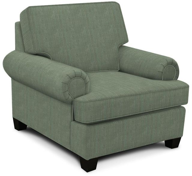 England Furniture Co. Edison Accolade Mist Chair-8T04-8325
