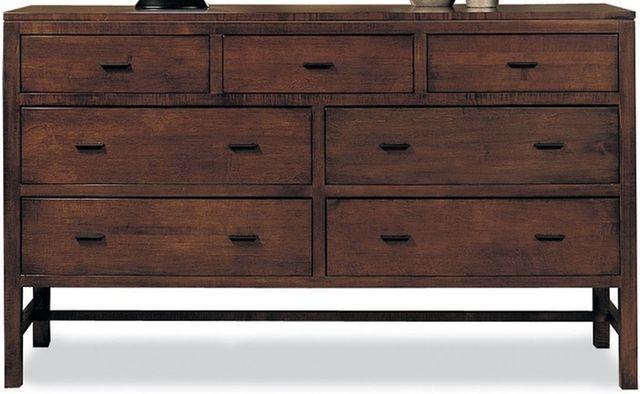 Durham Furniture Soma Triple Dresser-258-173