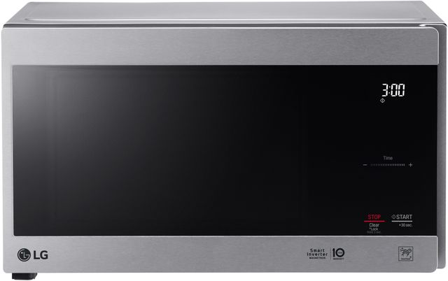 LG NeoChef™ 0.9 Cu. Ft. Stainless Steel Countertop Microwave-LMC0975ST