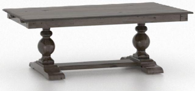 Table à plateau rectangulaire Canadel®-TRE042807373DBTNF