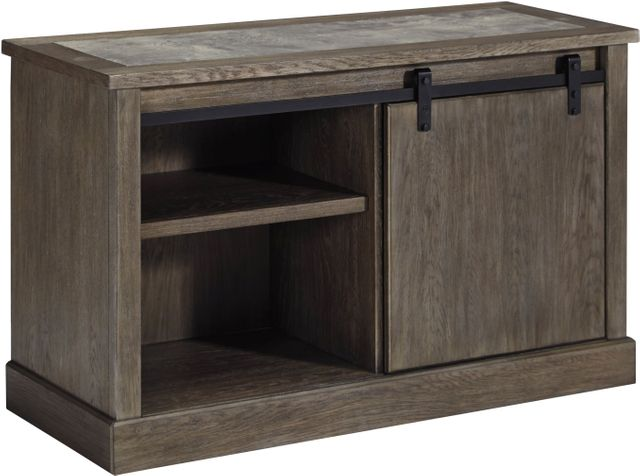 Signature Design by Ashley® Luxenford Grayish Brown Large Credenza-H741-46