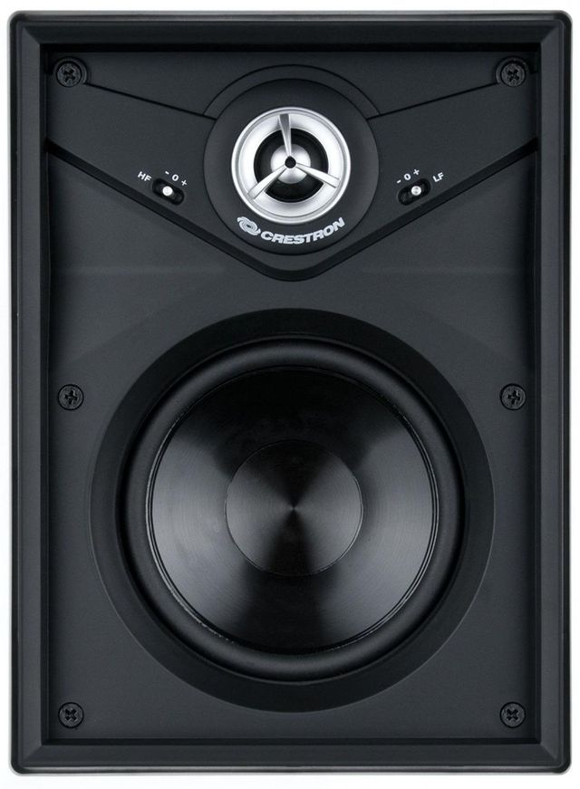 """Crestron® Excite® 5.25"""" 2-Way In-Wall Speakers-EXCITE IW5-W-T"""