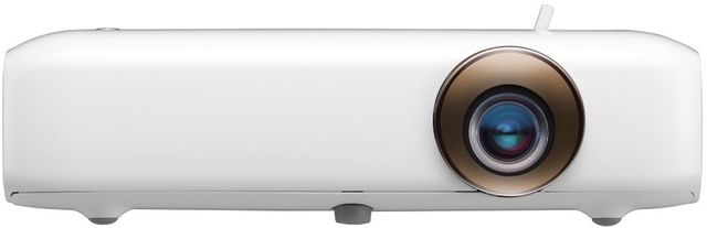 LG® CineBeam White LED Projector with Built-In Battery, Bluetooth Sound Out and Screen Share-PH510P