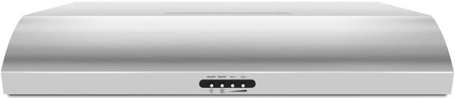 """Maytag® 36"""" Stainless Steel Under the Cabinet Range Hood with the FIT System-UXT5236BDS"""