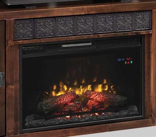 "Aspenhome® Alder Grove Brindle 63"" Fireplace Console-WDG1901-BDL"