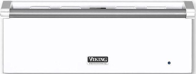 """Viking® Professional 5 Series 27"""" Warming Drawer-White-VWD527WH"""