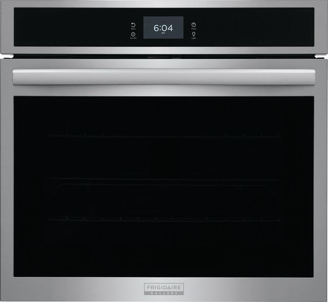 """Frigidaire Gallery 30"""" Smudge-Proof® Stainless Steel Single Electric Wall Oven-GCWS3067AF"""