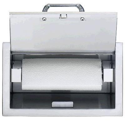 Lynx® Sedona Outdoor Paper Towel Dispenser-Stainless Steel-L16TWL-1