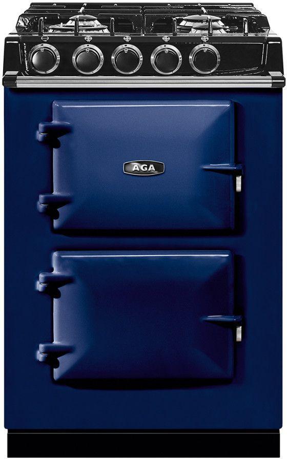 """AGA 24"""" Dark Blue Dual Fuel Range-ATC2DF-DBL"""