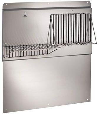 Broan 54 Inch Stainless Steel RANGEMASTER Backsplash - RMP5404-RMP5404
