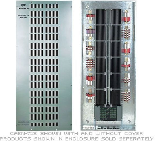 Crestron® Automation 4 Modules High Enclosure-CAEN-4X1