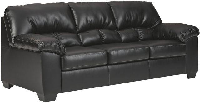 Benchcraft® Brazoria Black Sofa-2470238