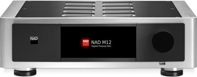 NAD Masters Series Digital Preamp DAC-M12