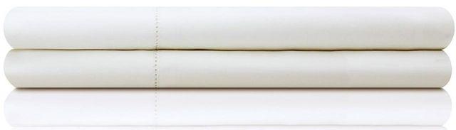 Malouf® Sleep Woven™ Italian Artisan White Split California King Sheet Set-MA04SCWHIS