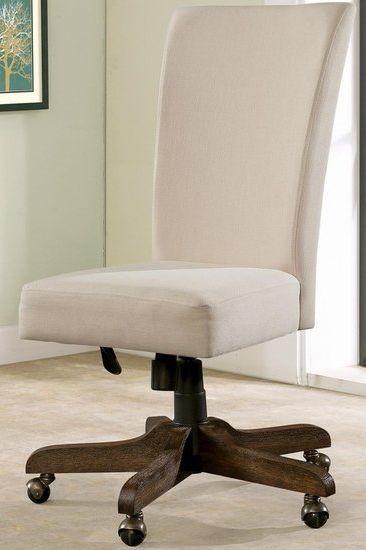Riverside Furniture Perspectives Upholstered Back Desk Chair-28028