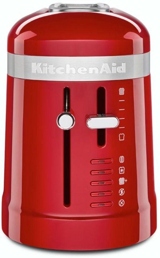KitchenAid® 2 Slice Empire Red Toaster-KMT3115ER