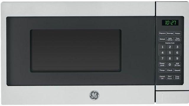 GE® Countertop Microwave-Stainless Steel-JES1072SHSS