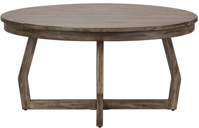 Liberty Furniture Hayden Way Cocktail Table-41-OT1010