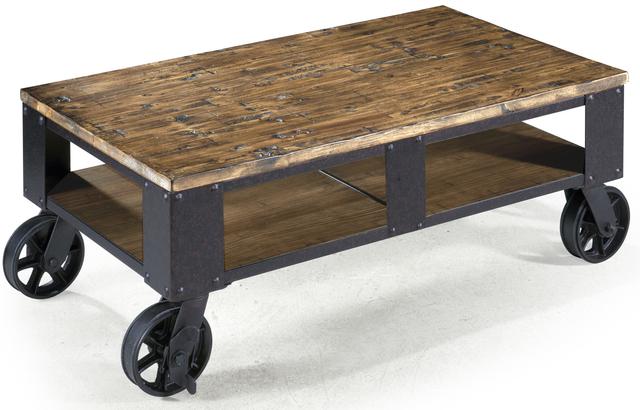 Table à cocktail rectangulaire Pinebrook Magnussen®-T1755-43