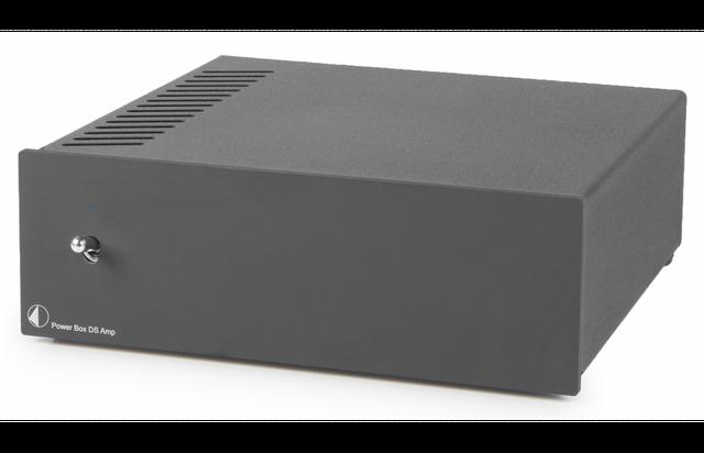 Pro-Ject Power Box DS Amp-Black-Powerbox DS Amp-BL