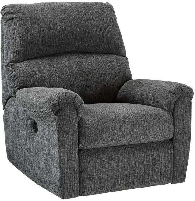 Signature Design by Ashley® McTeer Charcoal Power Recliner-7591006