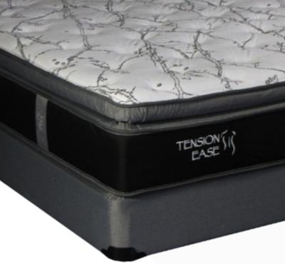 Englander® Tension Ease® Delphi Plush Pillow Top Short Queen Mattress-7378-SQ