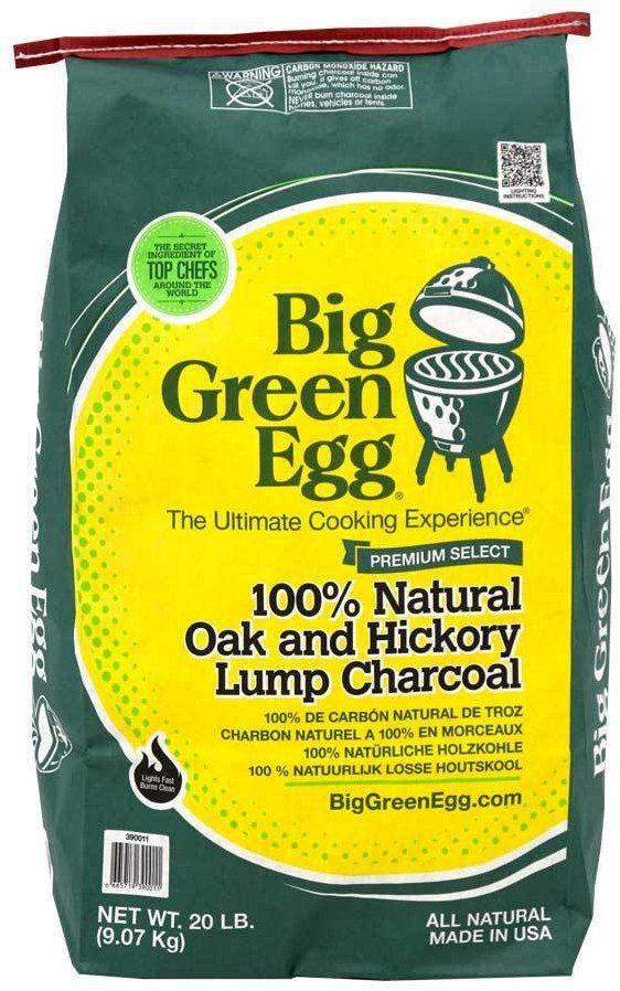 Big Green Egg® 100% Natural Lump Charcoal-390011