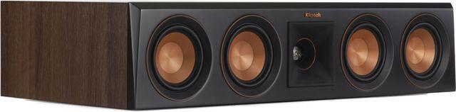 Klipsch® Reference Premiere Walnut RP-404C Center Channel Speaker-1065814