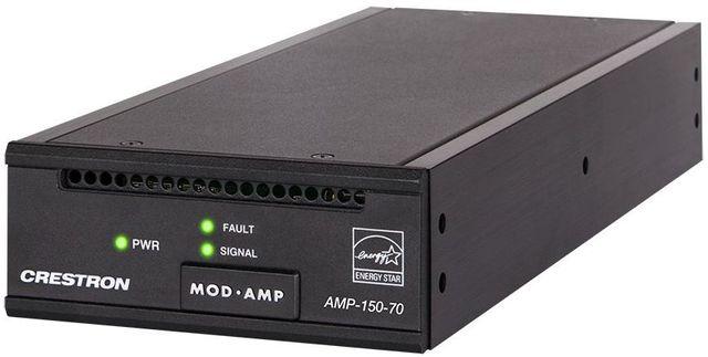 Crestron® AMP-150-100 Single-Channel Modular Power Amplifier-AMP-150-100