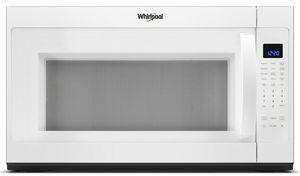 Four à micro-ondes à hotte intégrée de 30 po Whirlpool® de 2,1 pi³ - Blanc-YWMH53521HW
