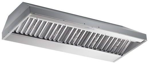 "Best Potenza 66"" Built In Range Hood-Stainless Steel-CP57IQT662SB"